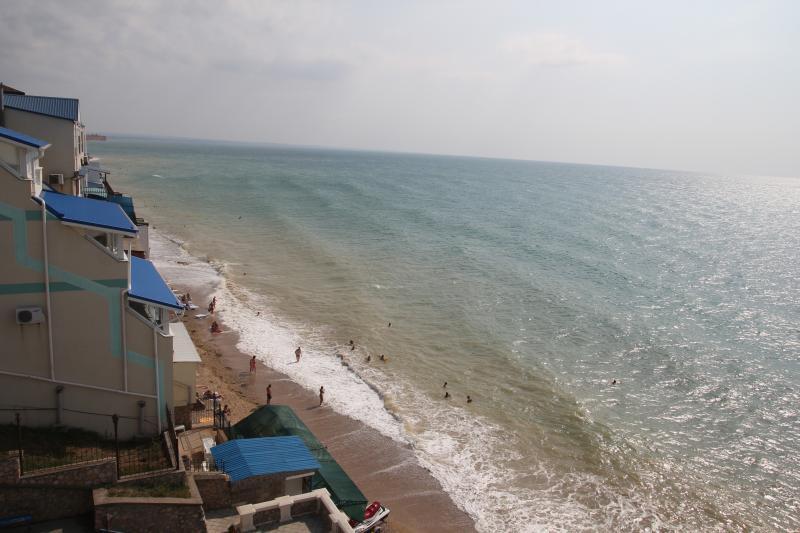 Пляжи Качи, есть Обычный и Нудистский