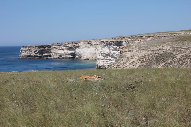 Оленевка 2012. Цивильный отдых, холодная вода, жара и достопримечательности с южной стороны