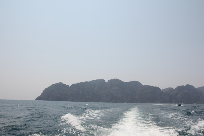 Как добраться от Пхи-Пхи(Phi-Phi) до Краби Тауна(Krabi Town)