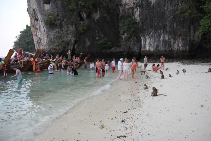 Пхи-Пхи Лей (Phi Phi Ley). Экскурсия на пол дня. Отзыв