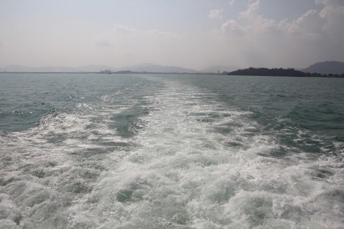 Как попасть из Пхукета(Phuket) на острова Пхи-Пхи(Phi-Phi). Цены