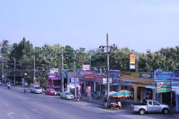 Пхукет таун, первый раз в Тайланде, акклиматизация
