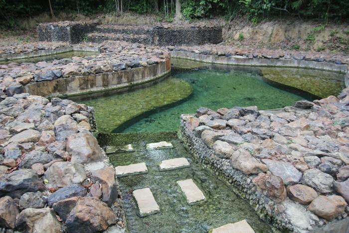 Горячие источники(Hot Spring Ron Waterfall) в Краби. Отзывы, фото и карта