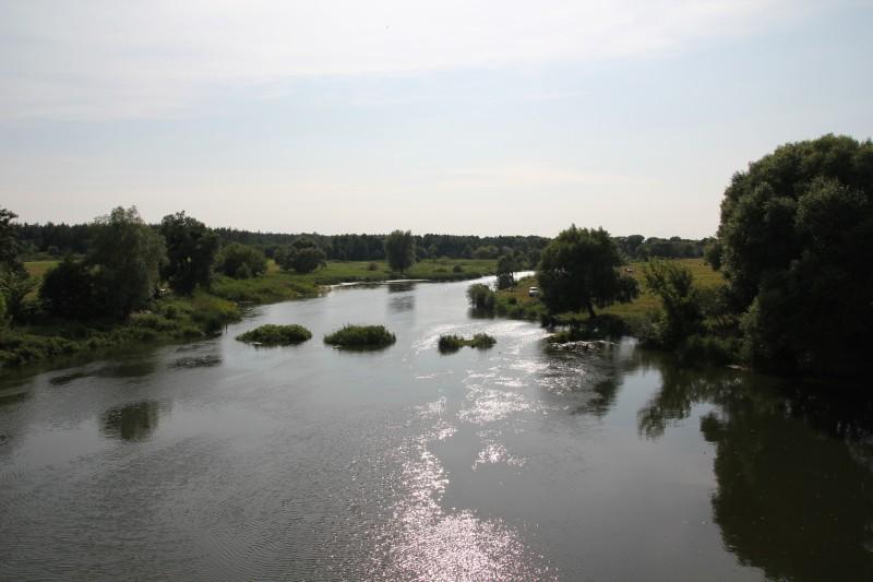 Поездка на базу отдыха Росток-Рось (Ракитное), 125 км от Киева