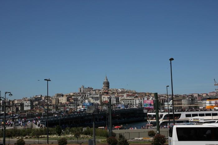 Опять Стамбул и дорога домой в Киеве