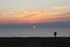 Крым, Море, Оленевка, Тарханкут